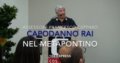 CAPODANNO RAI NEL METAPONTINO